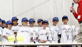 Der Sport-Thieme Kids Day bei den Sparkasse Open 2014