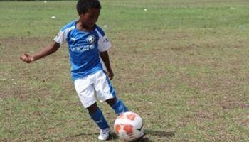Fußballtore für Barbados