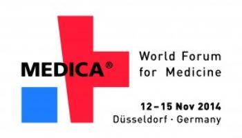 Medica 2014 - Jetzt Freikarte sichern