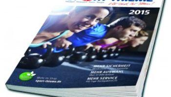Der neue Sport-Thieme Katalog 2015 ist da