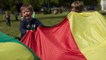 Freilandspiele-Zeit: Sommer, Sonne & Spaß