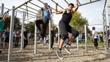 Calisthenics: Das Street Workout
