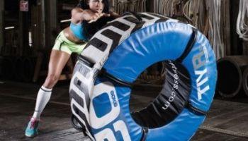 Escape Tiyr™: Fitness mit dem Treckerreifen