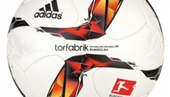 Der neue offizielle Bundesliga-Ball ist da!