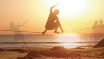 Slacklining: Trendsportart oder Breitensport?
