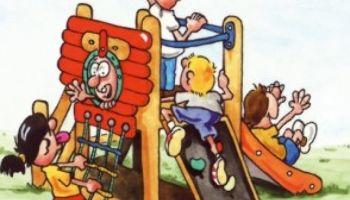 U3-Spielplätze für Kleinkinder