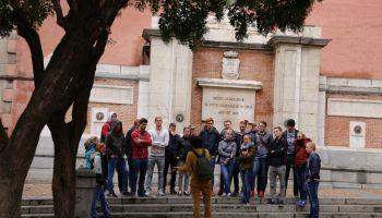 Ostfalia Hochschule: Internationale Exkursion 2015 - Dienstag