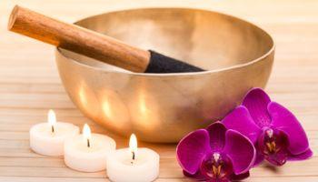 Therapieklangschalen: Sanfte, sphärische Töne