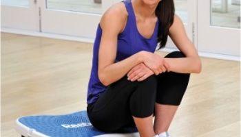 Profi-Workouts mit dem Easytone-Step von Reebok