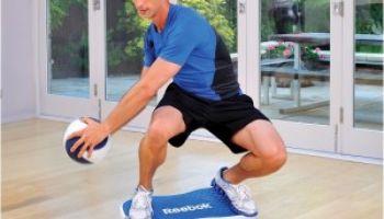 Workouts für Fortgeschrittene mit dem Easytone-Step von Reebok