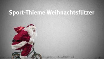 """""""Weihnachts-Flitzer"""" für große und kleine Kinder"""