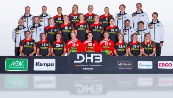 Morgen startet die Damen-Handball-WM 2015
