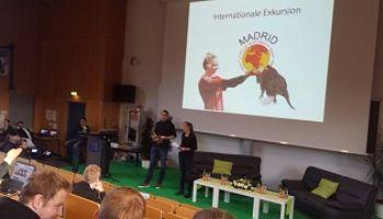 Ostfalia Hochschule - Abschlussbericht Internationale Exkursion Madrid