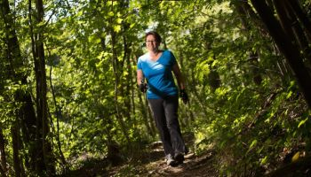 Nordic Walking: Das Ganzkörpertraining für Jedermann