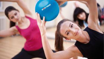 Sets für die Group Fitness: Zusammen sind wir fit!