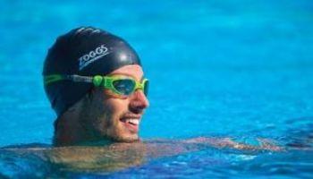 Aqua-Flex: Die Schwimmbrille mit 180° Sichtfeld