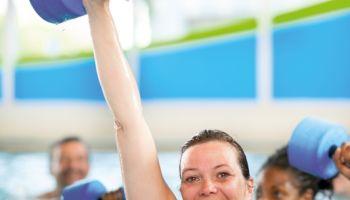 Aqua Fitness – Jetzt die guten Vorsätze umsetzen