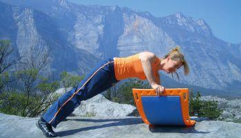 Fitnesskurs T-Bow® Spezial: Eine Stunde voller Bewegung