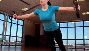 Sling-Training: Das Workout mit dem eigenen Körpergewicht