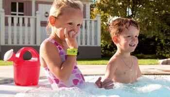 Pool-Überwachungssystem für mehr Sicherheit beim Schwimmen