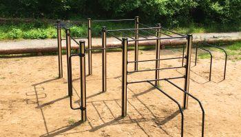 Turnbar - Qualitätvolle Playgrounds mit Ästhetik