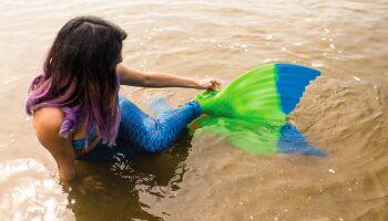 Die Meerjungfrauen sind los!