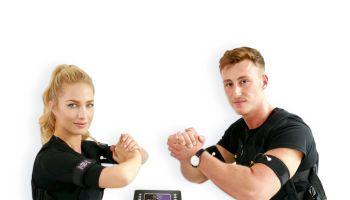 EMS-Training – Sport unter Strom