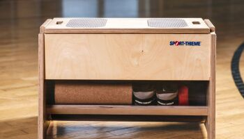 Movebox: Das Mini-Fitness-Studio mit Style