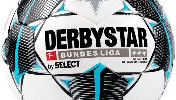 Derbystar Bundesliga-Bälle 2019/2020: