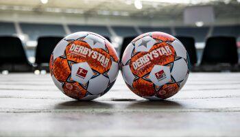 Die aktuellen Bundesliga-Bälle