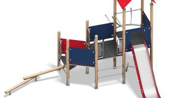 Playparc Etolis - Die neue Spielplatzgeräte-Serie
