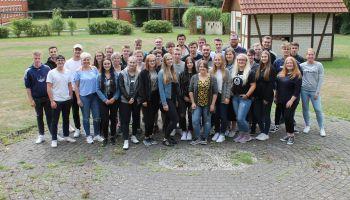 Azubifahrt 2019 nach Helmstedt