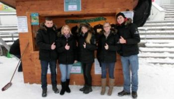 National Winter Games der Special Olympics
