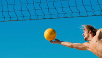 Beach-Volleyball WM 2019 am Hamburger Rothenbaum