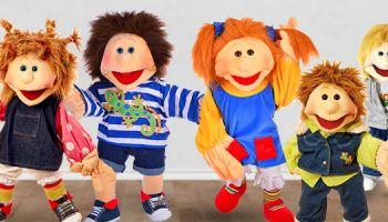 Spielideen mit den Living-Puppets®