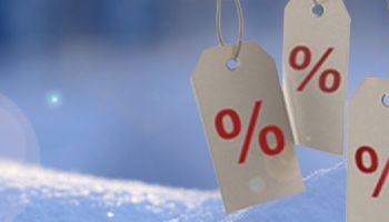 Winter Sale – draußen fallen die Temperaturen…