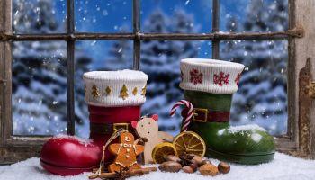 Kleine Geschenkidee für den Nikolausstiefel