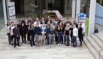 Sport-Thieme Azubifahrt 2017 nach Hannover