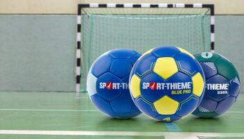 Handbälle: Neue Ballgrößen für das Spielen ohne Harz