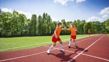 Leichtathletik - perfektes Training für Kinder