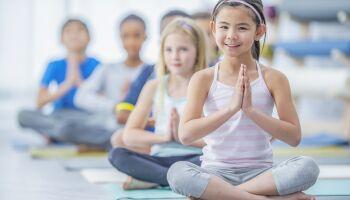Kinderyoga - Entspannung mit Spaß im Schulalltag
