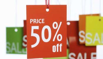 Sommer-Sale: Niedrige Preise bei hohen Temperaturen