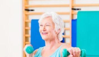 Seniorengymnastik: Sport treiben bis ins hohe Alter