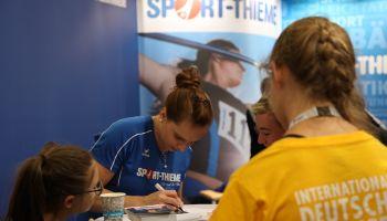 Sport-Thieme Highlights beim Landesturnfest in Schweinfurt
