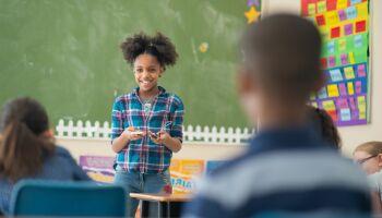 Gruppenspiele mit Abstand: Spielideen für den Unterricht