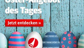 Sport-Thieme Oster-Angebot des Tages