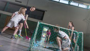 Floorball statt Unihockey: Neue Bezeichnung im Sport-Thieme Shop