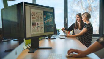 Ausbildung bei Sport-Thieme: Mediengestalter für Digital und Print