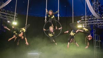 Zirkus ist mein Lieblingssport