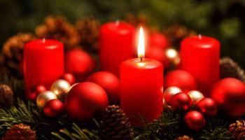 Wir wünschen euch einen schönen 4. Advent